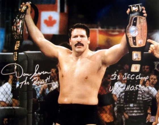 Dan 'The Beast' Severn