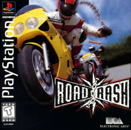 Road Rash [U] [SLUS-00035]-front