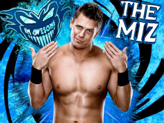 WWE The Miz hd Wallpapers 2012_7