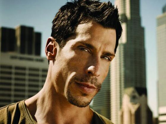 Danny Wood Of New Kids On The Block