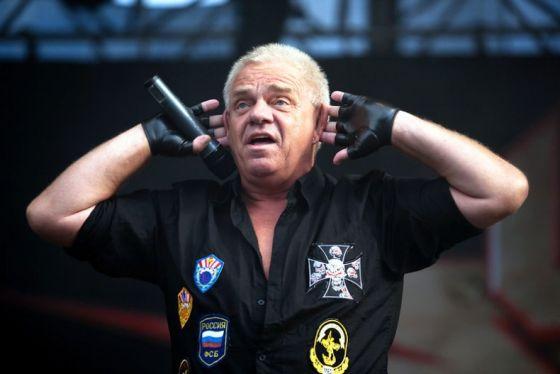 Udo Dirkschneider 80s