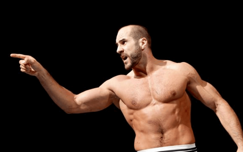 The Five Count - Cesaro